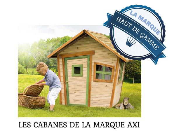 Comparatif des meilleures cabanes enfants de 2018 for Prix cabane en bois